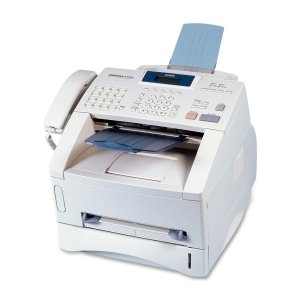 Brother IntelliFAX 4750e Laser Multifunction Printer - Monochrome - Plain Paper Print - Desktop - Copier/Fax/Printer - 15 ppm Mono Print - 600 x 600 dpi Print - 15 cpm Mono Copy LCD - 250 sheets Input - USB - PPF-4750E