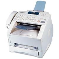 Brother IntelliFAX 4750e Laser Multifunction Printer - Monochrome - Plain Paper Print - Desktop - Copier/Fax/Printer - 15 ppm Mono Print - 600 x 600 dpi Print - 15 cpm Mono Copy LCD - 250 sheets Input - USB - PPF-4750E