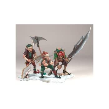 McFarlane: Monster Series Twisted Christmas - Santa's Little Helpers