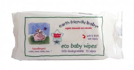 Baby Wipes Organic Chamomile Calendula product image