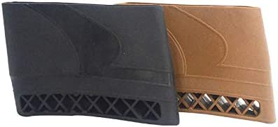hunting rifle rubber recoil pad slip-on buttstock shooting gun butt protector PM