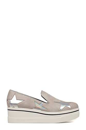 STELLA MCCARTNEY FEMME 392314W1AN21784 ROSE CUIR ARTIFICIELLE CHAUSSURES DE SKATE