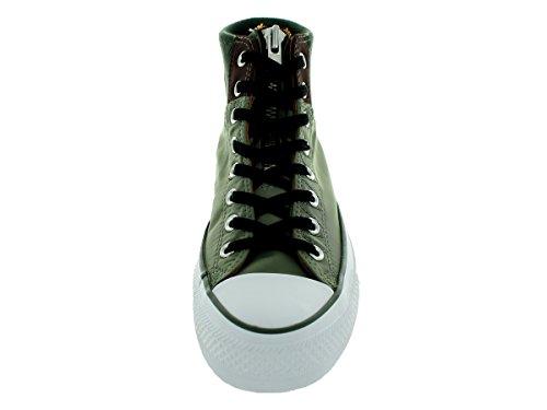 Converse CT Ma-1 Zip Hi Black/White 149398C, Herren Sneaker Grün (Olive)