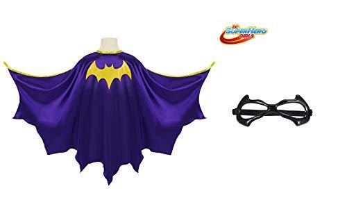 """Batgirl """" Cape Costume + Mask Set -"""