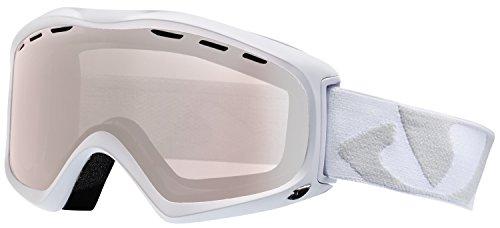 Giro Signal Goggle (White Icon, Rose Silver - Sunglasses Giro