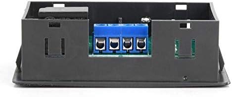 ZT-TTHG YF-4調節可能なサイクル遅延タイマーリレーモジュールデジタル・ディスプレイ・タイミング遅延ボードDC 12V