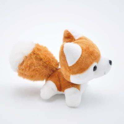 素敵なぬいぐるみハスキー犬キーチェーンキーホルダーハンドバッグペンダント飾りファッションぬいぐるみ犬ペンダントキーホルダー YSK087キーホルダー