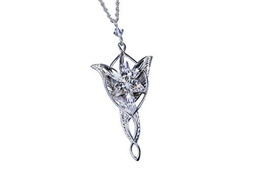 Aragorn Costumes Replica - The Arwen Evenstar Pendant Silver