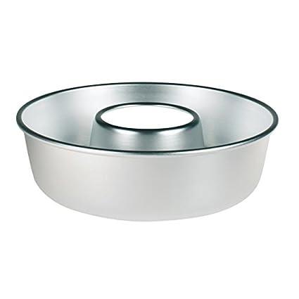 Pentole Agnelli Molde para bizcocho de aluminio con tubo, 22 cm