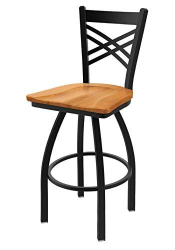 Holland Bar Stool Co. 82025BWMedMpl 820 Catalina Counter Stool, 25 Seat Height, Medium Maple