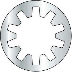 Internal Tooth Lock Washer - #2 - Steel - Zinc CR+3 - Pkg of 2500 - BBI 240010, (Pack of 5)(240010)