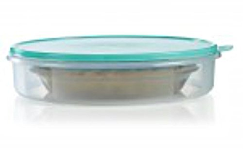 Pie Cake Carrier Round Tupperware Container Baked Good Server