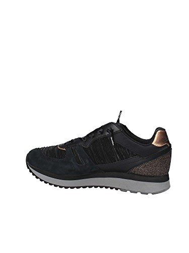 36 LOTTO T0889 EUR sneakers donna Nero gHqHzSP