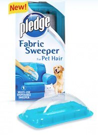 SC Johnson Pledge Fabric Sweeper for Pet Hair by SC Johnson by SC Johnson