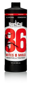 NorCal Plant Nutrients 705606 86 Mites and Mold 32 oz Concentrate (Makes 5 Quarts), Black by NorCal Plant Nutrients