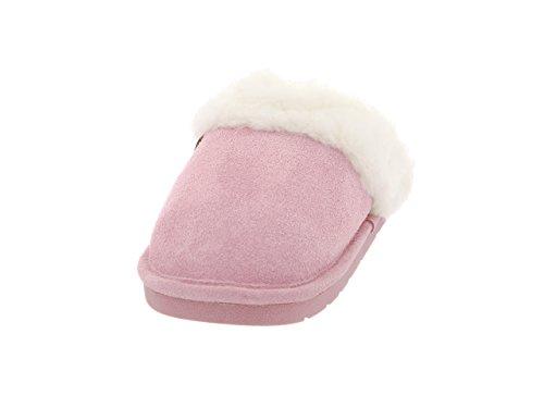RJ's Women's Scuff Slipper Pink Fuzzies nYYxHqwXP