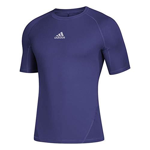 adidas Men #39;s Training Alphaskin Sport Short Sleeve Tee