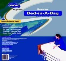 - Invacare® Cotton/Polyester Home Care Bed-in-A-Bag