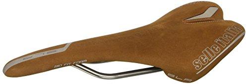 Selle Italia Adult SLR Nubuk Saddle, (Selle Italia Seats)