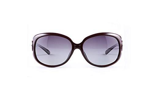 Rojo Gafas Marco UV Gafas Gafas Azufaifo Sol Polarizadas liwenjun De Gafas Sol De De Grande 6HqKazS
