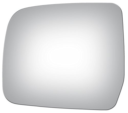 Burco 2708 Driver Side Replacement Mirror Glass for 1996-1999 Toyota 4Runner (4runner Drivers Corner Toyota Side)