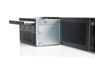 HP E DVD/USB Universal Media Bay Kit DVD-ROM Drive - Internal, Black (818213-B21)