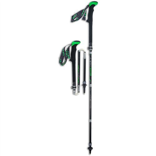 Leki Micro Vario Carbon DDS Hiking/Trekking Poles T636  2063