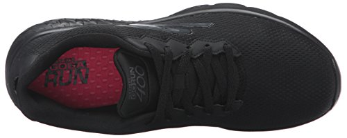 Donna Skechers 400 Run Scarpe Bbk Action Running Nero Go xYpPUH