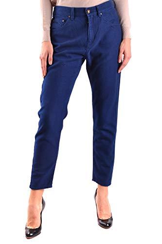 Jacob Cohen Femme MCBI160451O Bleu Coton Jeans