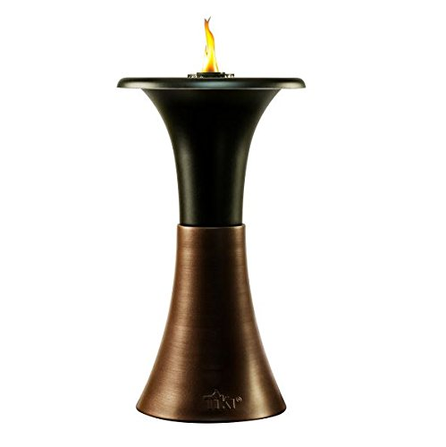 "Tiki Brand 1117007 Del Mar Patio Torch, 28"", Metal"