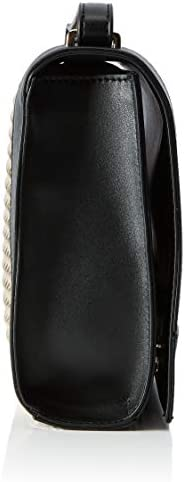 Love Moschino Borsa Calf Pu, Women's Cross-Body Bag, Gold (Oro), 6x19x28 cm (W x H L)