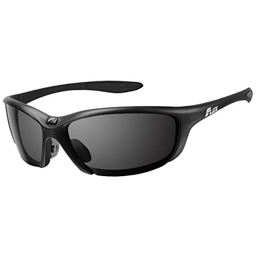 (Flux Sunglasses for Men and Women: (SPORTECH) Polarized UV Protection for Sports...)
