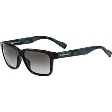 BOSS Orange 2271351PC55N6 Mens BO 0131-S 1PC N6 - Sunglasses Orange Boss