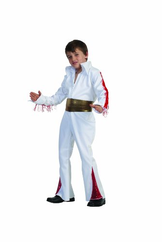 [Child Large 12-14 for 8-10 Yrs. - RG Costumes Rock Star Costume] (70s Couple Costumes)