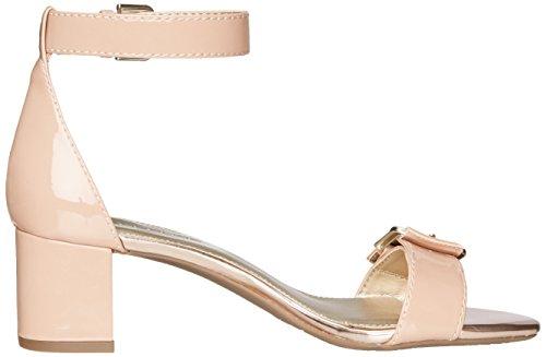 Sandalo Rosa Fasciato Da Donna