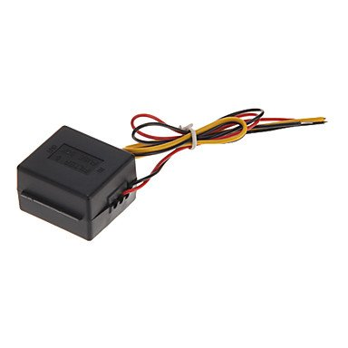 (Commoon Automotive Sound Filter & Fuse Box 12-36v Voltage Stabilizer)