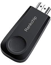 MERIGLARE Draadloos wifi-display van de ontvanger, HDMI wifi-display van de ontvanger, ondersteuning Miracast voor smartphone/pc/projector