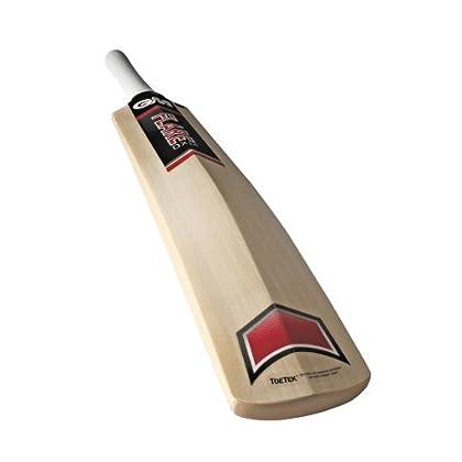 Image of Bats Gunn & Moore Flare DXM 606 English Willow Short Handle Cricket Bat, Medium