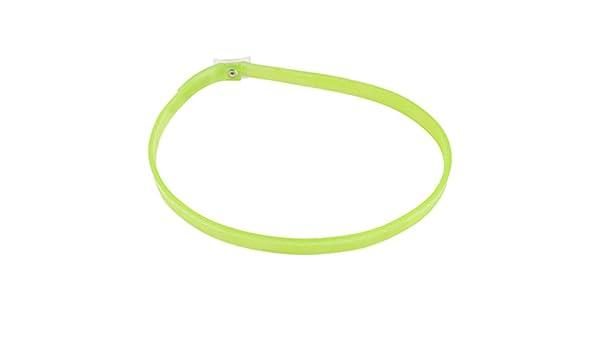 UEETEK Collares antipulgas y garrapatas para Perros Gatos Collares Reflectante (Verde Limón): Amazon.es: Productos para mascotas