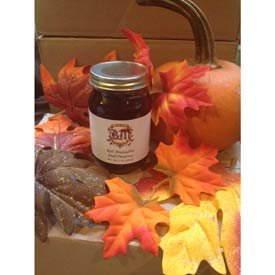 Red Muscadine Hull Preserves