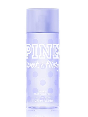 Victoria Secret Pink Perfume - Victoria Secret Pink Sweet & Flirty Body Mist