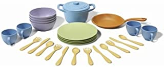 product image for BPA-Free Toy Cookware and Dining Set