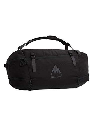 (Burton Multipath 90L Duffle Bag, True Black Ballistic)
