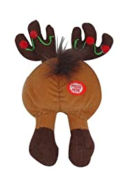 Tootin Tushies Farting Reindeer Ornament