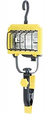 The Best Designers Edge One Light Halogen Work Portable Work Light-L845 - The Designers Edge One Light Halogen Work Portable Work Light is great for working in your shop or at home. It offers up to 4000 lumens of light with a wide 10 ft. beam, so you can