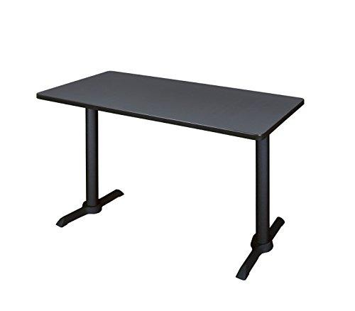 Regency Regency Cain 42 by 24-Inch Training Table, Grey