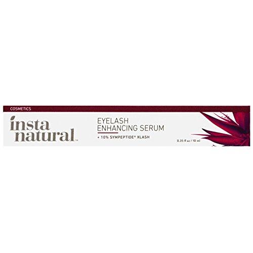 InstaNatural, Eyelash Enhancing Serum, 0.35 fl oz (10 ml) - 3PC by
