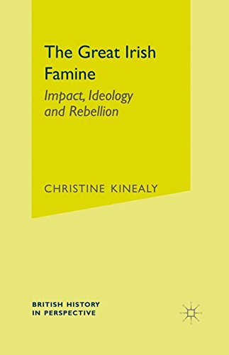 The Great Irish Famine: Impact, Ideology and Rebellion (British History in Perspective)