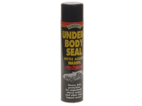 Hammerite 5092954 Underbody Seal 600ml Aerosol by Hammerite ()