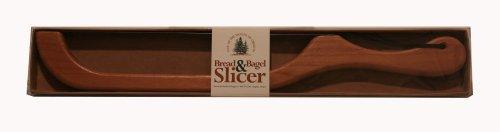 wood bagel slicer - 5
